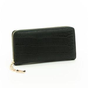 b70b8ff9c3b tassen-accessoires-handtassen-portemonnee-met goudkleurige rits ...